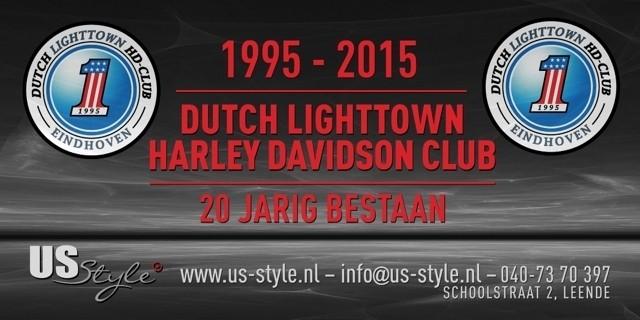 Dutch Lighttown 20-jarig bestaan