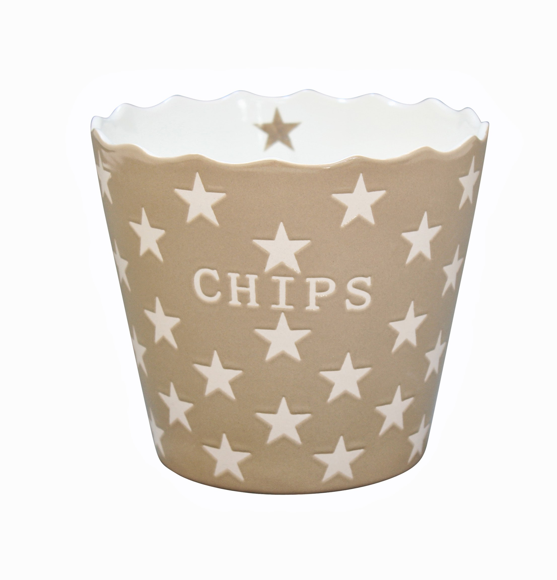 Krasilnikoff chips bowl